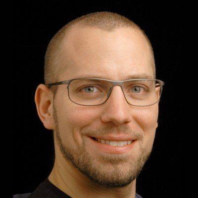 Geschäftsführer und Mediengestalter Rolf Limpinsel